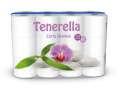 Toaletní papír Tenerella - 2vrstvý, bílý, 18 m, 24 rolí