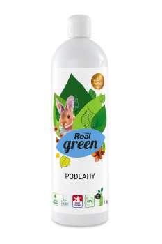 Čisticí prostředek na mytí podlah Real green clean - 500 g