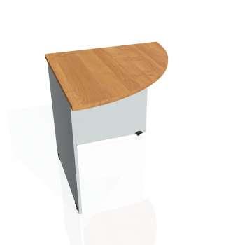 Přídavný stůl Hobis GATE GP 902 pravý, olše/šedá