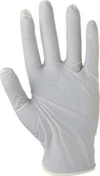 Latexové rukavice  PROTECTS LATEX, vel.L