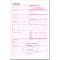 Mezinárodní nákladní list CMR Typos - česko-německá verze, propisovací, 200 ks