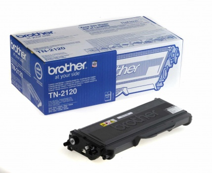 Toner Brother TN-2120 - černá