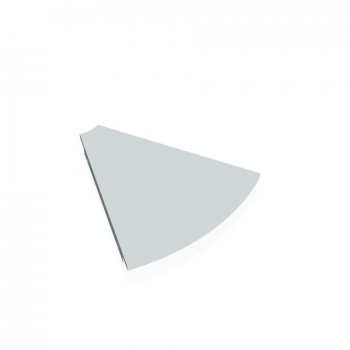 Přídavný stůl Hobis GATE GP 450, šedá