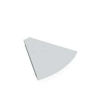 Stůl doplňkový GATE, deska kruh 45°