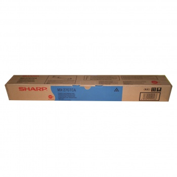 Toner Sharp MX-23GTCA - azurová