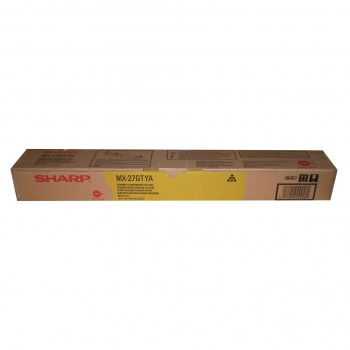 Toner Sharp MX-23GTYA - žlutá