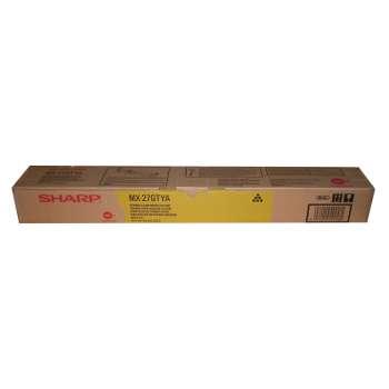 Toner Sharp MX-23GTYA - žlutý
