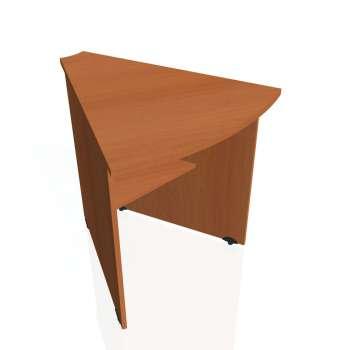 Přídavný stůl Hobis GATE GP 452, třešeň/třešeň