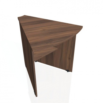 Přídavný stůl Hobis GATE GP 452, ořech/ořech