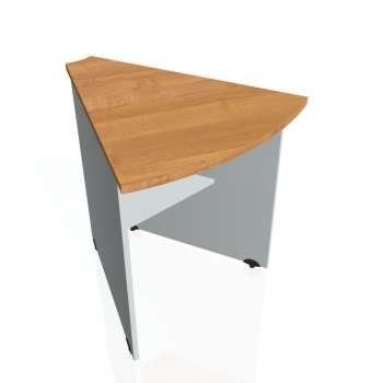 Přídavný stůl Hobis GATE GP 452, olše/šedá