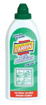 Prostředek čisticí na rez a vodní kámen - Larrin, 500 ml