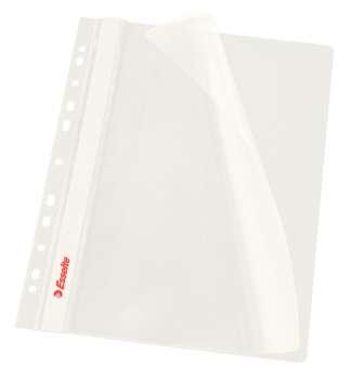 Závěsné rychlovazače Esselte Vivida - A4, bílé