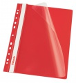 Závěsné rychlovazače Esselte Vivida - A4, červená