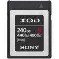 Sony XQD, 240GB