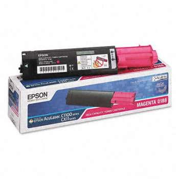 Toner Epson S050188 - purpurová