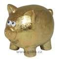 Zlaté prasátko - 5 cm