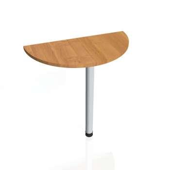 Přídavný stůl Hobis GATE GP 80, olše/kov