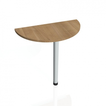 Přídavný stůl Hobis GATE GP 80, višeň/kov