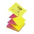 Z-bločky Post-it, žlutá/fuchsie