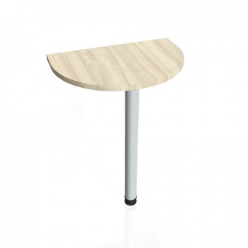 Přídavný stůl Hobis GATE GP 60, akát/kov