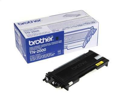 Toner Brother TN-2000 - černá