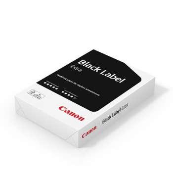 Kancelářský papír Canon Black Label A4, 80g, 500 listů