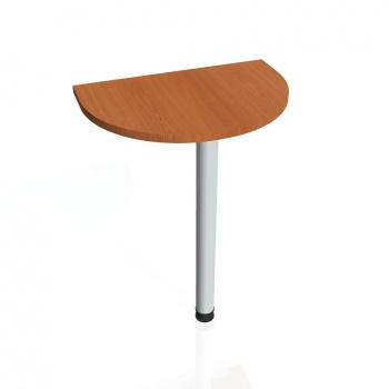 Přídavný stůl Hobis GATE GP 60, třešeň/kov