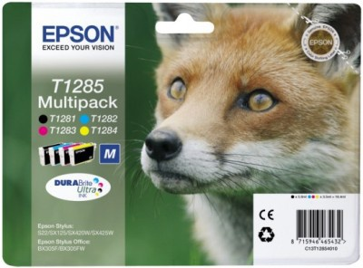 Cartridge Epson T1285 - CMYK multipack