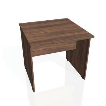 Jednací stůl Hobis GATE GJ 800, ořech/ořech