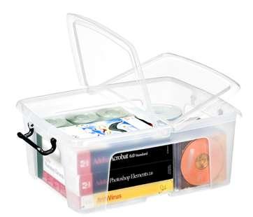 Box plastový Strata, 24 litrů