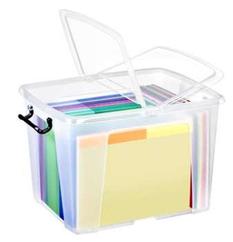 Plastový box  Strata, 40 l