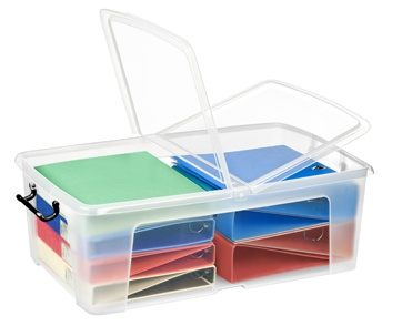 Plastový box  Strata, 50 l