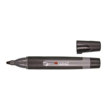 Popisovač permanentní Foray - černý, 3 mm
