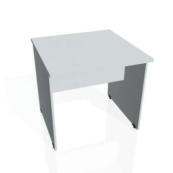Jednací stůl Hobis GATE GJ 800, šedá/šedá