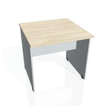 Jednací stůl Hobis GATE GJ 800, akát/šedá