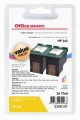 Cartridge Office Depot HP CB332EE/C343 - tříbarevná