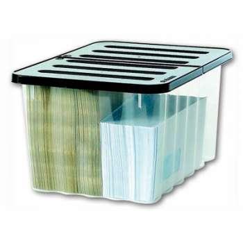 Úložný box Niceday - plastový, 10 l
