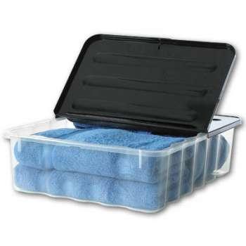 Úložný box Niceday - plastový, 40 l