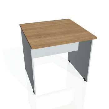 Jednací stůl Hobis GATE GJ 800, višeň/šedá