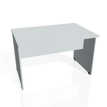 Jednací stůl Hobis GATE GJ 1200, šedá/šedá