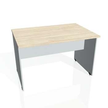 Jednací stůl Hobis GATE GJ 1200, akát/šedá