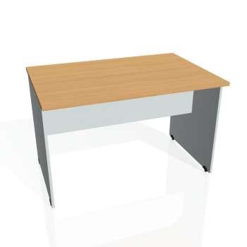 Jednací stůl Hobis GATE GJ 1200, buk/šedá