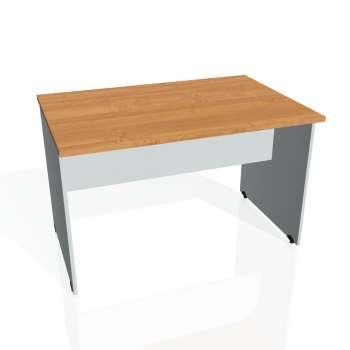 Jednací stůl Hobis GATE GJ 1200, olše/šedá