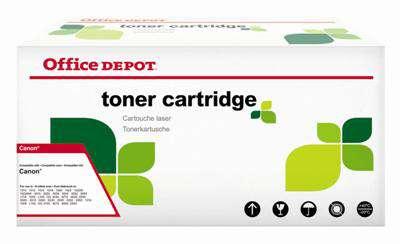 Toner Office Depot  Canon FX-8 - černý