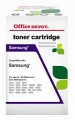 Toner Office Depot e Samsung CLP-M300A - purpurový