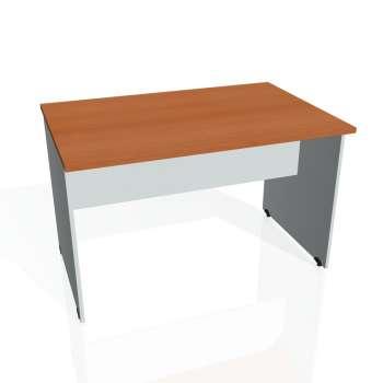 Jednací stůl Hobis GATE GJ 1200, třešeň/šedá
