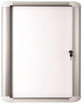 Vitrína interiérová Office Depot 6 x A4, s magnetickou tabulí