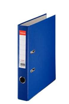 Pákový  pořadač  Esselte Economy  5,0 cm, modrý