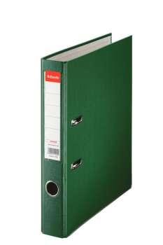 Pořadač pákový Esselte Economy 5,0 cm, zelený