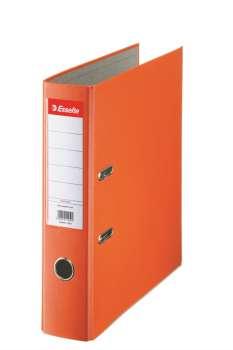 Pořadač pákový Esselte Economy 7,5 cm, oranžový